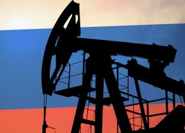 Russian Oil Output Unchanged