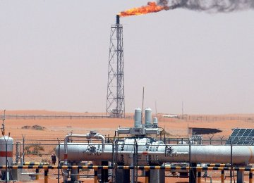 Saudis Pump More