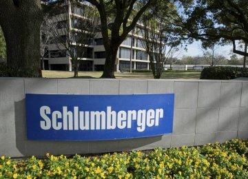 Schlumberger Revenues Grow