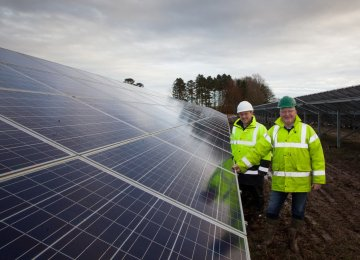 Scottish Renewable Energy Jobs  at Risk