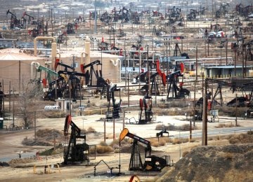 US Shale Output Rising