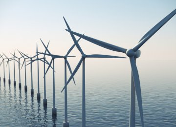 Shell is ramping up renewable energy investments.