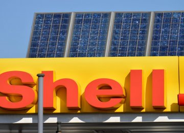 Shell has doubled its planned investment in its new energies division to $1-$2 billion until 2020.
