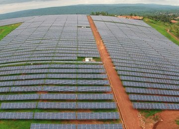 Study Shows Solar Capacity Soaring in Developing States