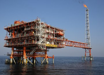South Pars provides two-thirds of Iran's gas demand.