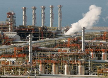 Largest SP Refinery Processes Over 10 bcm of Gas