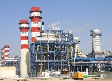 As soon as the 500-MW power station goes on stream, South Pars electricity generation capacity will reach 1,500 MW.