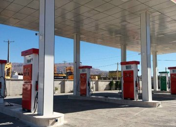 Last month, tenders for 40 gas stations in 15 provinces generated $70 million.