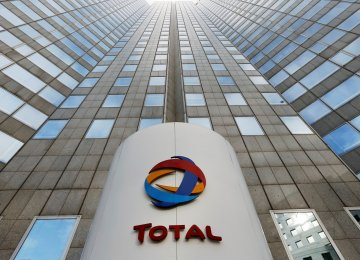 Total Reaffirms Pledge to   Stand by Iran Gas Deal