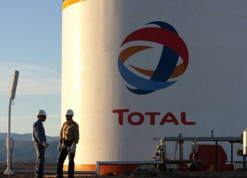 Total Gambles on Mideast Oil