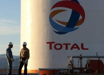 Total's Workers on Strike