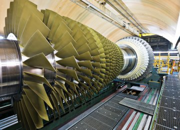 MAPNA, Niroo to Manufacture Turbines