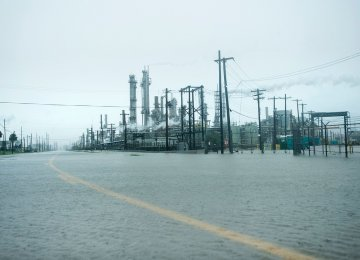 5% of US Gulf Oil Output Still Shut After Harvey