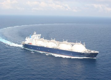 China is much nearer and cheaper to ship LNG from Australia or Qatar.
