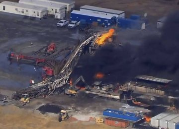 5 Missing After Oklahoma Drilling Blast