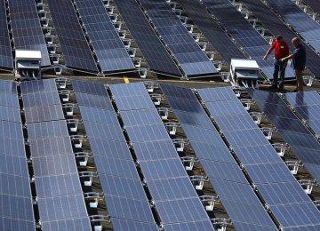 US Solar Energy Market Growth Flat So Far