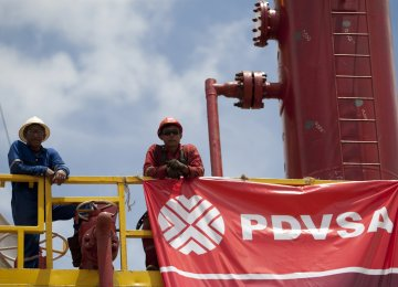 Military Taking Over PDVSA
