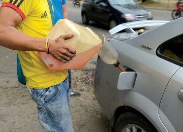 Hydrocarbon-Rich Venezuela Running Out of Gasoline