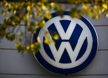 VW Working on Gas-Powered Vehicles for Iran