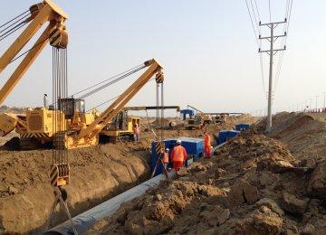 Initial Agreement to Upgrade Khuzestan Water Infrastructure