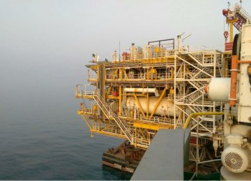 The French oil and gas company plans to install gas pressure booster facilities.