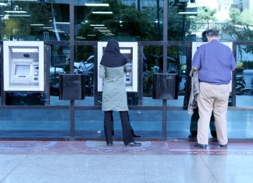 Ten Banks Operate 78% of ATMs