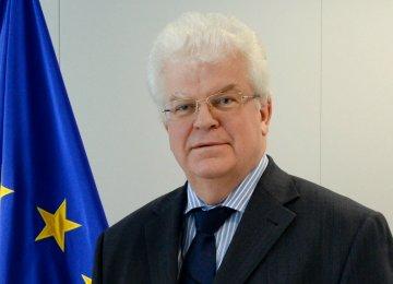 Russia's EU Envoy: EU's Iran Trade Mechanism Unavailing