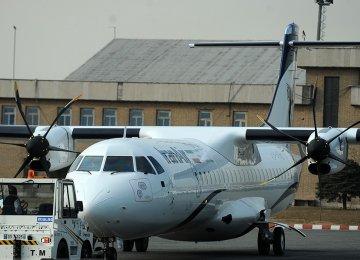 New Iran Air ATRS Insured by IIC