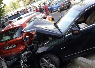 Iran's Annual Auto Compensation Hit $3b