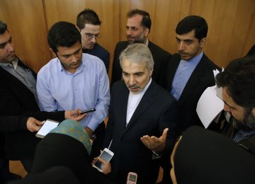 Iranian Government Reduces Bank Arrears by $3.5b