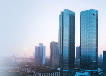 Germany's Deutsche Bank Headquarters