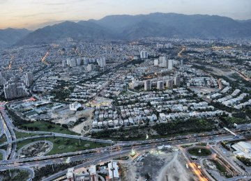 Tehran Annual House Sales Up 5.4%