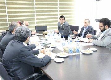 IMF, NDFI Convene in Tehran