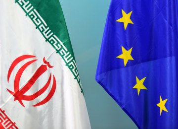 Joint Iran-Europe Bank Planned