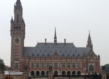 US Wants ICJ to Drop Iran Frozen Asset Case