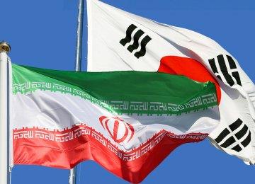 40 S. Korean Exporters to Iran Paid $70m in Unlocked Money