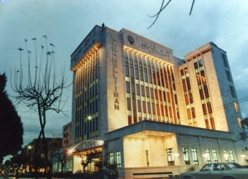 Rise in Bank Melli LCs, Payment Orders