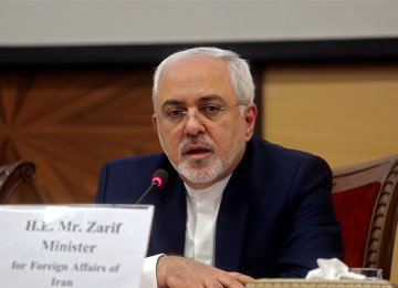 Businesses to Meet Zarif Over Chinese Banking Restrictions