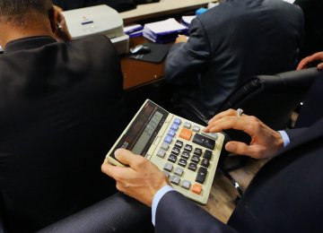 Import taxes in the annual budget law has risen by 32.42% compared to the figure approved last year while  the government has predicted an increase of 10.09%.