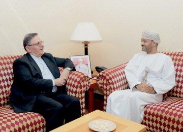 No Obstacles to Iran-Oman Cash Flow