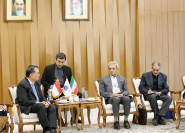 Iran, Singapore Resolving Banking Ties