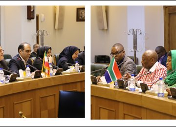 Iran, S. Africa See No  Obstacles to Banking Relations