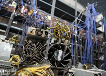Iran Concerned Over Illegal Entry of Chinese Cryptominers