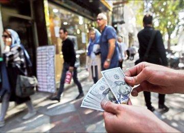 Iran: Dollar Trims Losses