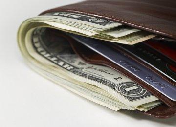 US Dollar at 38,500 Rials