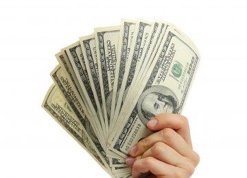 USD at 38,200 Rials
