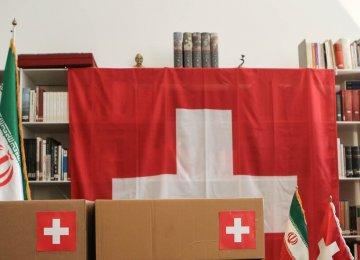 Swiss Hail Biden's Positive Approach to Speed Up Iran Financial Transfers