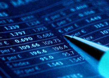 Close to 1.3 million shares valued at $85.6 million changed hands at TSE on April 23.