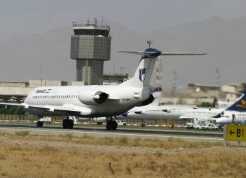 Airports Traffic Surges 13%