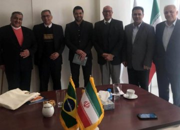 The Brazilian delegation comprised representatives of businesses active in the fields of food and agro machinery and equipment production in Asia and the Middle East.